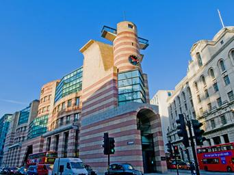 No1 poultry in London