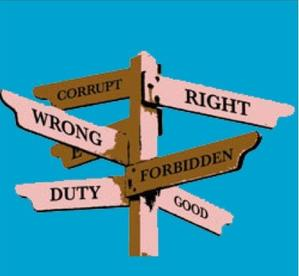 the moral arguement